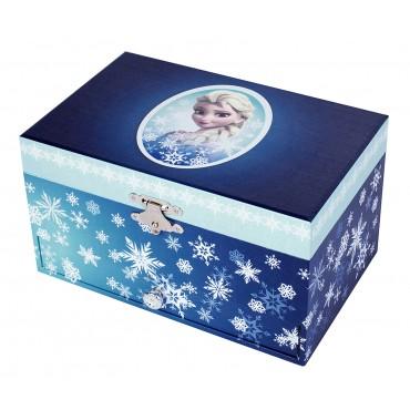 Grande Boite à Bijoux Elsa - La Reine des Neiges