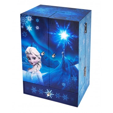 Makeup Cabinet with Music Frozen