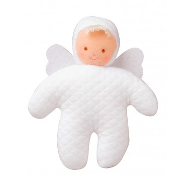 Angel w/Rattle 12Cm