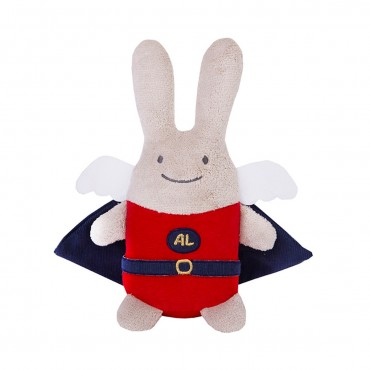 Super Ange Lapin Rouge 26Cm