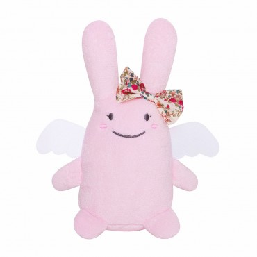 Ange Lapin Super Girl Rose 26Cm