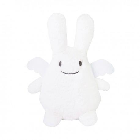 """White """"Ice"""" Angel Bunny 32Cm"""