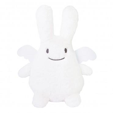 """White """"Ice"""" Angel Bunny 44Cm"""