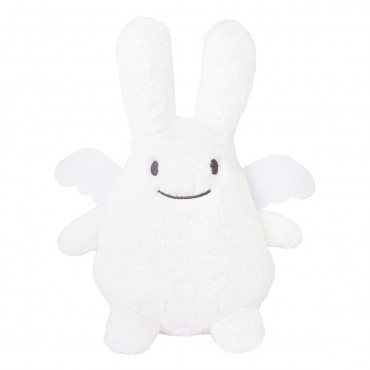 "White ""Ice"" Angel Bunny Giant 60Cm"
