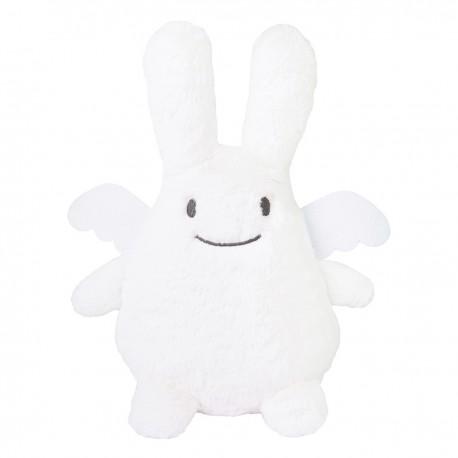 """White """"Ice"""" Angel Bunny Giant 60Cm"""