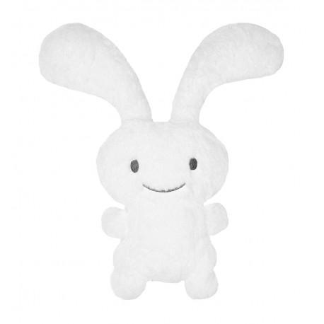 "White ""Ice"" Large Funny Bunny 55Cm"