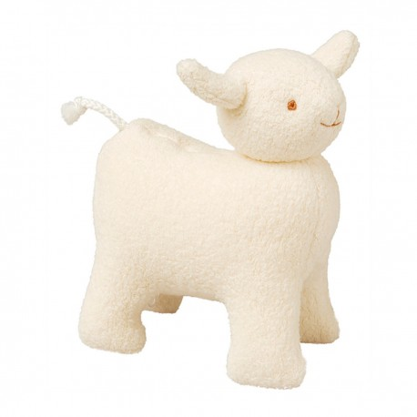 Mouton Musical Ecru 17Cm