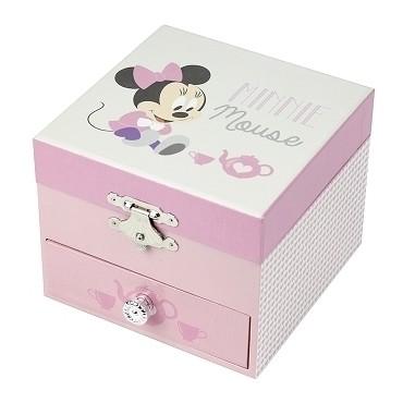 Coffret Musique Cube Minnie Baby