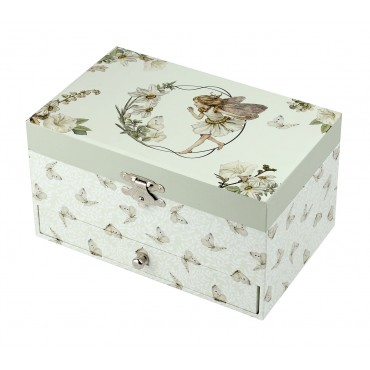 Musical Jewelry Box Flower Fairies©