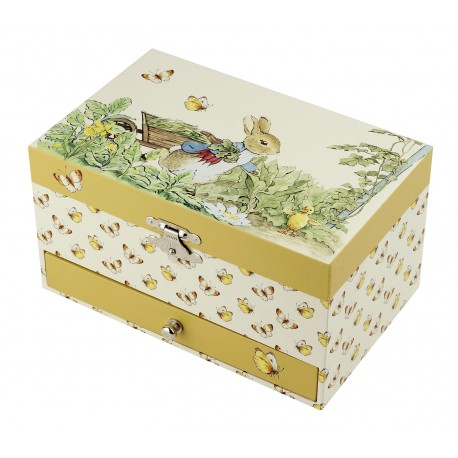 Musical Jewelry Box Peter Rabbit©