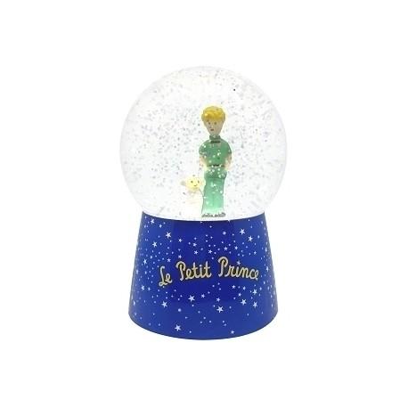 Nightlight musical snow globe Petit Prince©