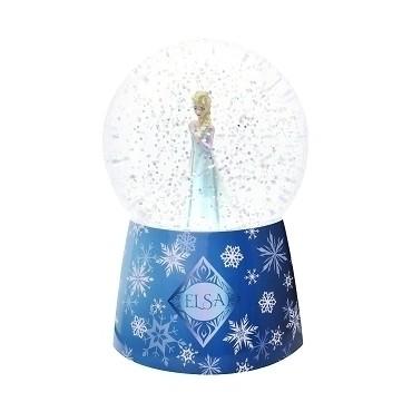 Veilleuse Boule à Neige Musicale La Reine des Neiges©