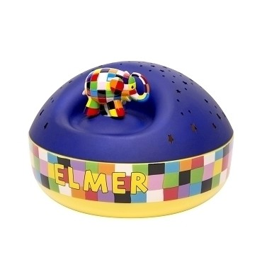 Projecteur d'Etoiles Musical Elmer©