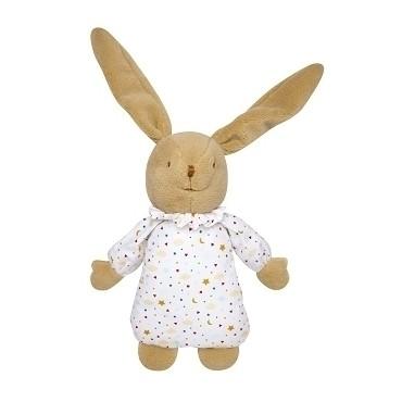 Musical Bunny Fluffy Stars 25Cm