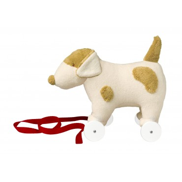 Dog On Wheels 32Cm