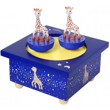 Dancing Music Box Sophie The Giraffe© Milky Way