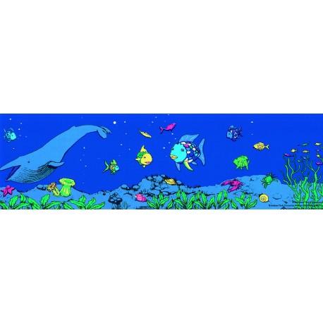 Night Light - Cylinder for Magic Lantern - Rainbow Fish©