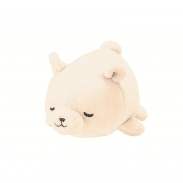 nemu nemu Plush - SHIRO - The Polar Bear - Size S - 13 cm