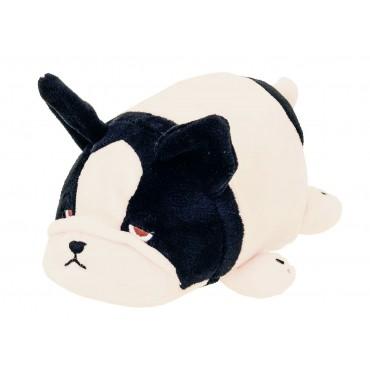 Peluche nemu nemu - BUBULU - Le Bulldog - Taille S - 13 cm