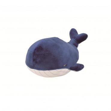 Peluche nemu nemu - KANAROA - La Baleine - Taille S - 13 cm