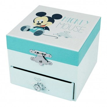 Musical Cube Box Mickey Baby