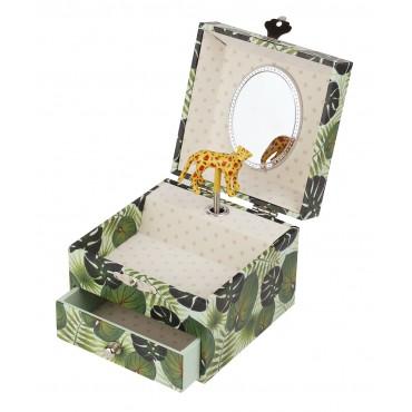 Musical Cube Box Savannah