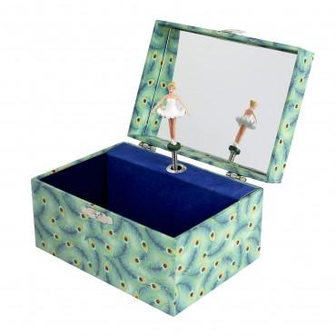 Music Box Peacock