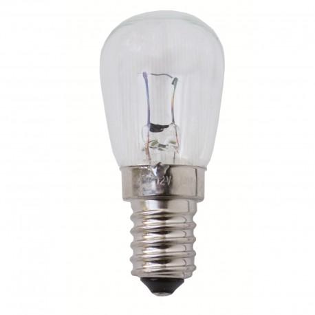 Clear Bulb 12V 10W E14