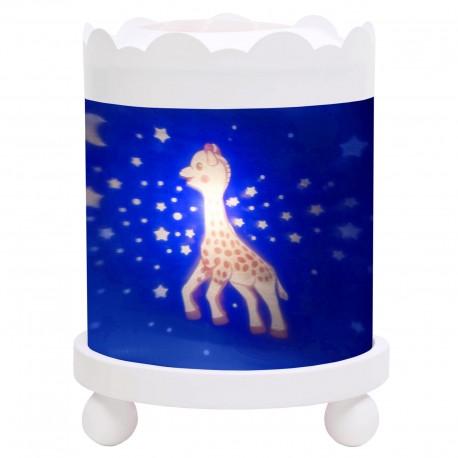 Manège Magique Sophie la girafe© Voie Lactée - Blanc