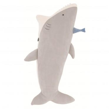 nemu nemu - KIBA - Le Requin - Taille M - 38 cm