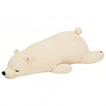 nemu nemu Plush - SHIRO - The Polar Bear - Size L - 51 cm