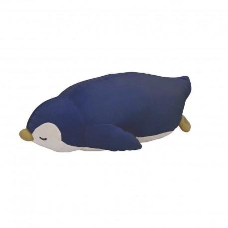 Peluche nemu nemu - ESKIMO - Le Pingouin - Taille L - 47 cm