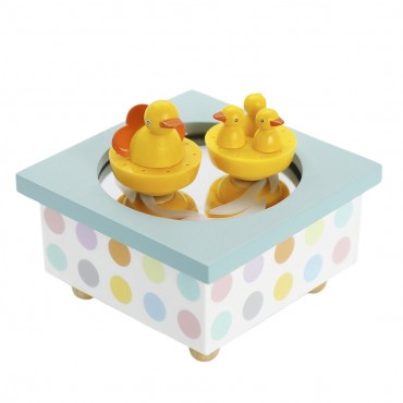Dancing Music Box Duck