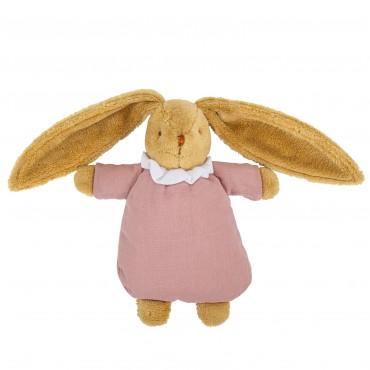 Soft Bunny Fluffy 20Cm - Old Organic Cotton