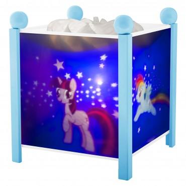 Lanterne Magique My Little Pony© - Bleu 12V