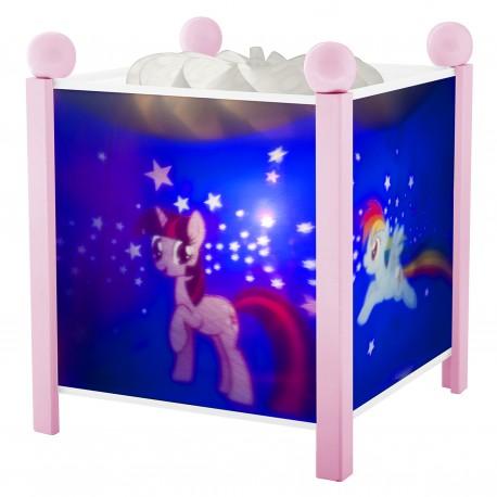 Lanterne Magique My Little Pony© - Rose 12V