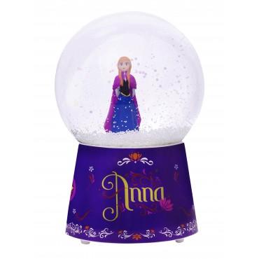 Boule à Neige Musicale Ana - La Reine des Neiges