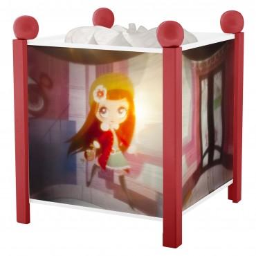 Lanterne Magique Littlest Pet Shop© - Rouge 12V