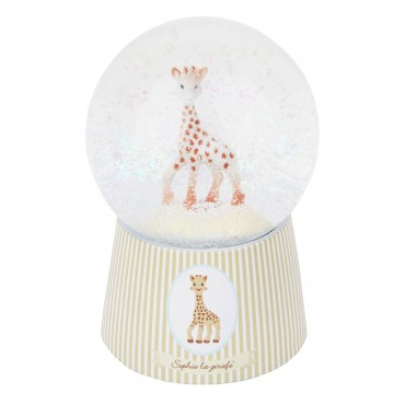 Boule à Neige Musicale Sophie La Girafe©