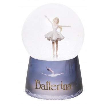 Boule à Neige Musicale Ballerina©