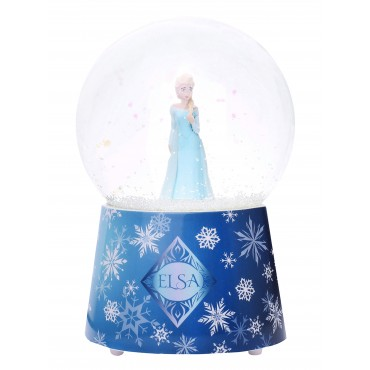 Snow Globe with Music Elsa - Frozen
